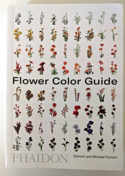 Flower Color Guide Phaidon Book by Putnam & Putnam